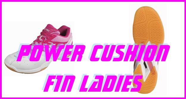 POWER CUSHION F1N LADIES