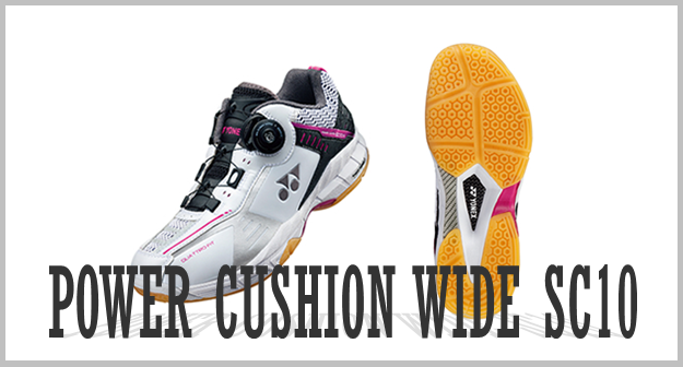 POWER CUSHION WIDE SC10